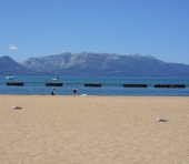 Nearby beach (1.5 miles)